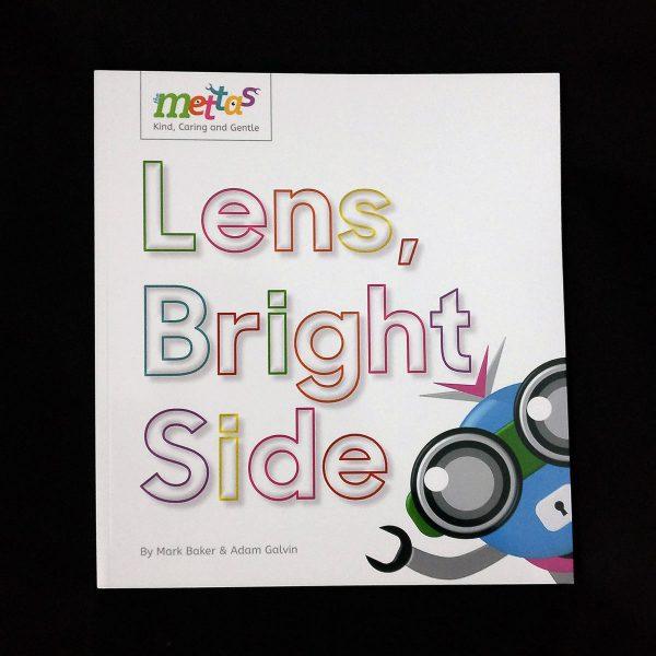 The Mettas - Lens, Bright Side
