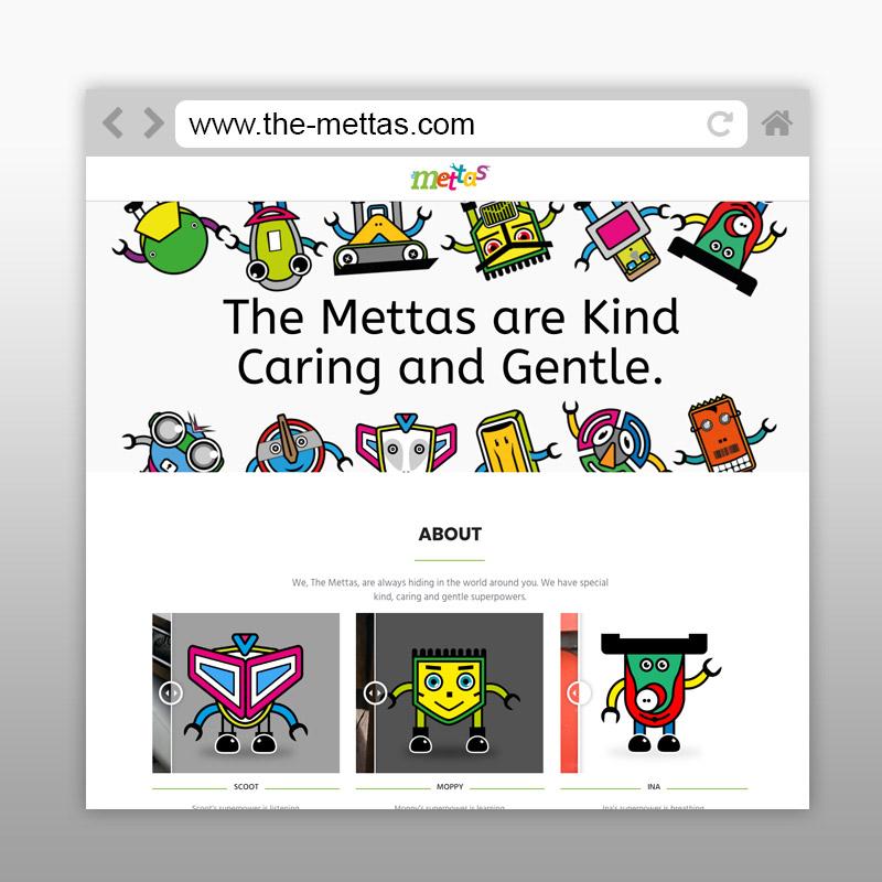 The Mettas Website