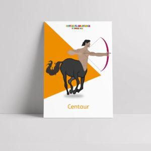 Centaur Poster