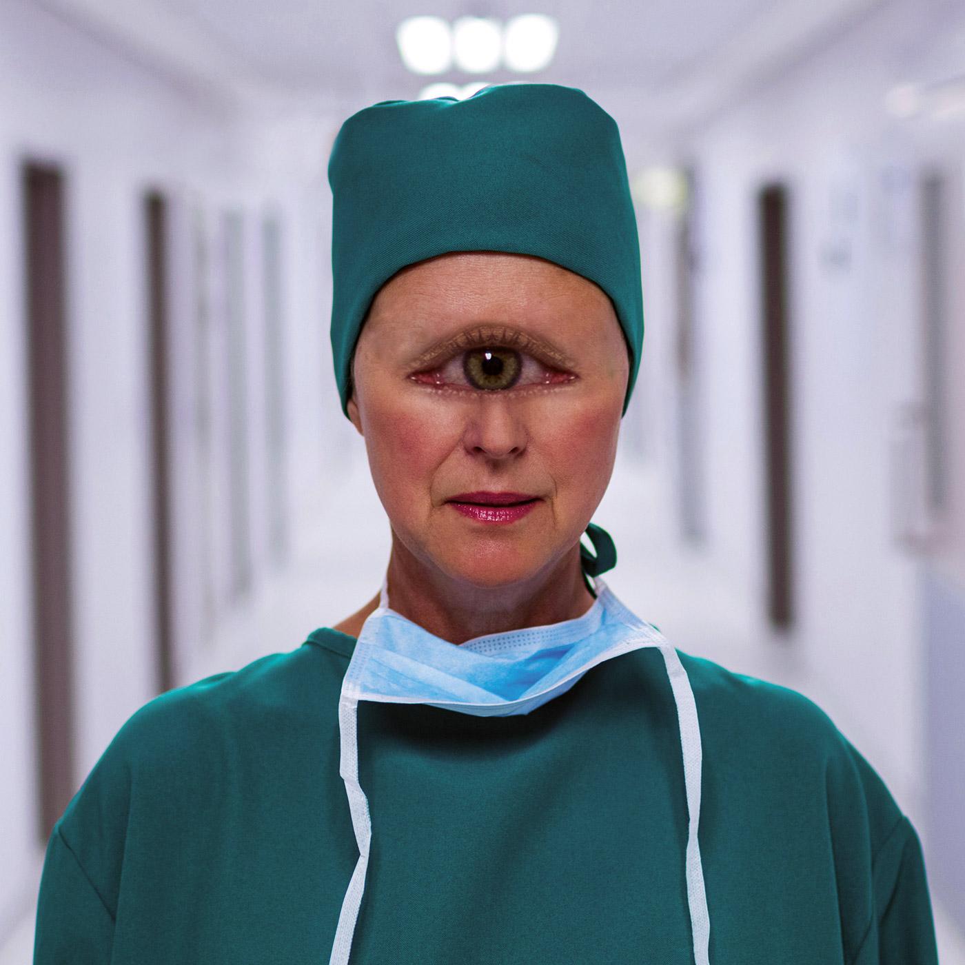Professor Simone Klopp Character