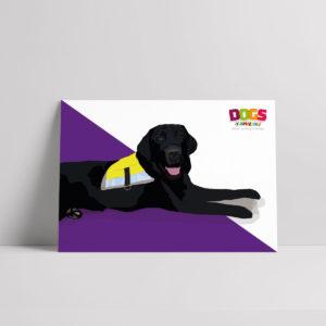 Seizure Response Dog Poster