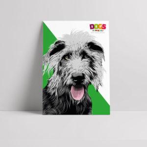 Smart Dog Poster