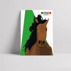 Horses R Amazing! Poster - Wild Horses