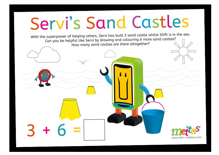 Servi's Sand Castles