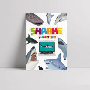 All Sharks Poster