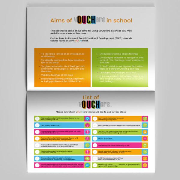 vOUCHers School Edition - Inside